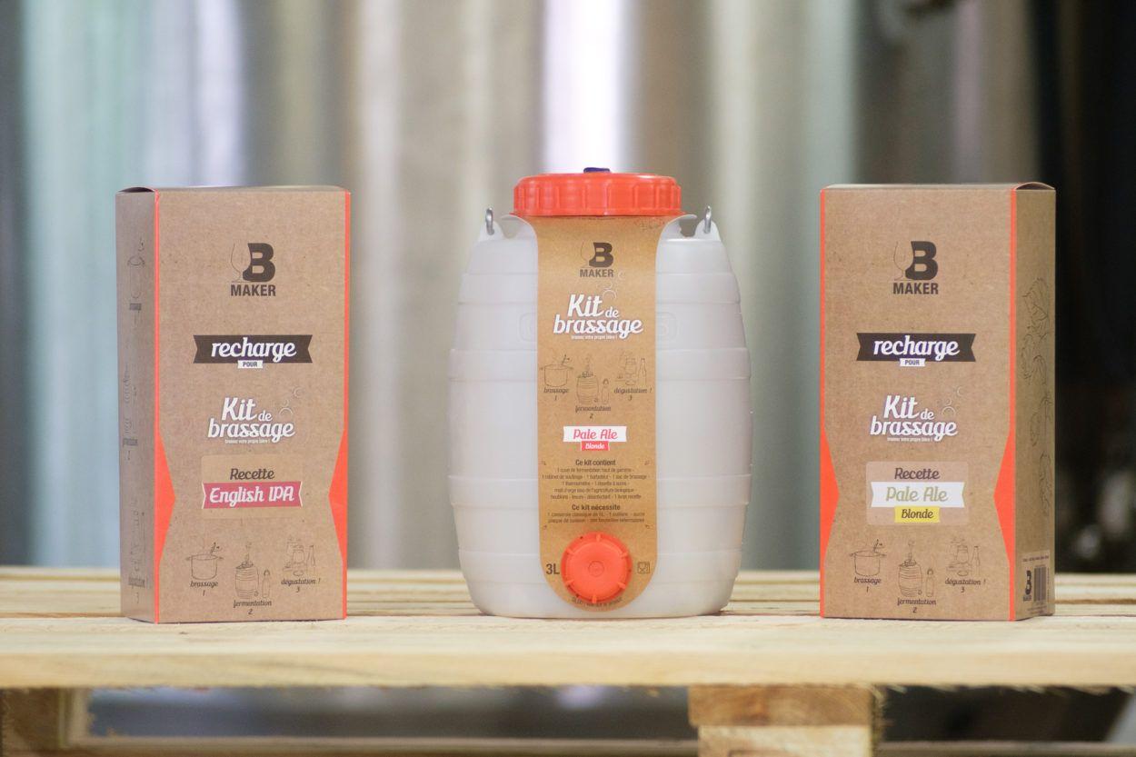 bière, brassage, b maker