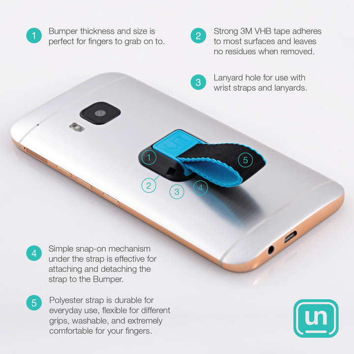 Ungrip Sangle Smartphone Détails