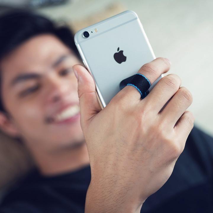 Ungrip smartphone vertical