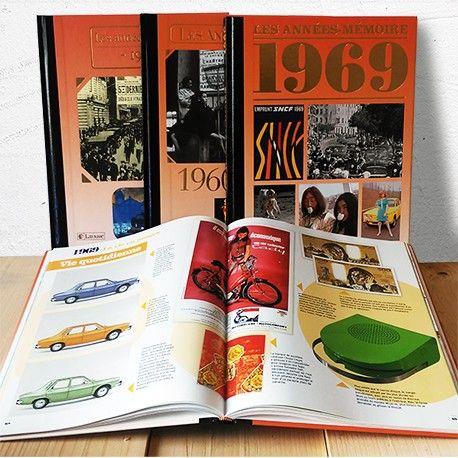 livre, retrospectives, années