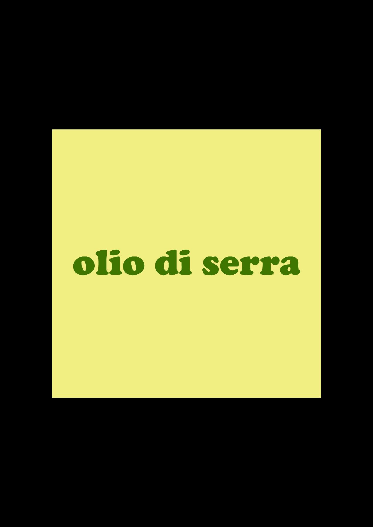 Olio Di Serra