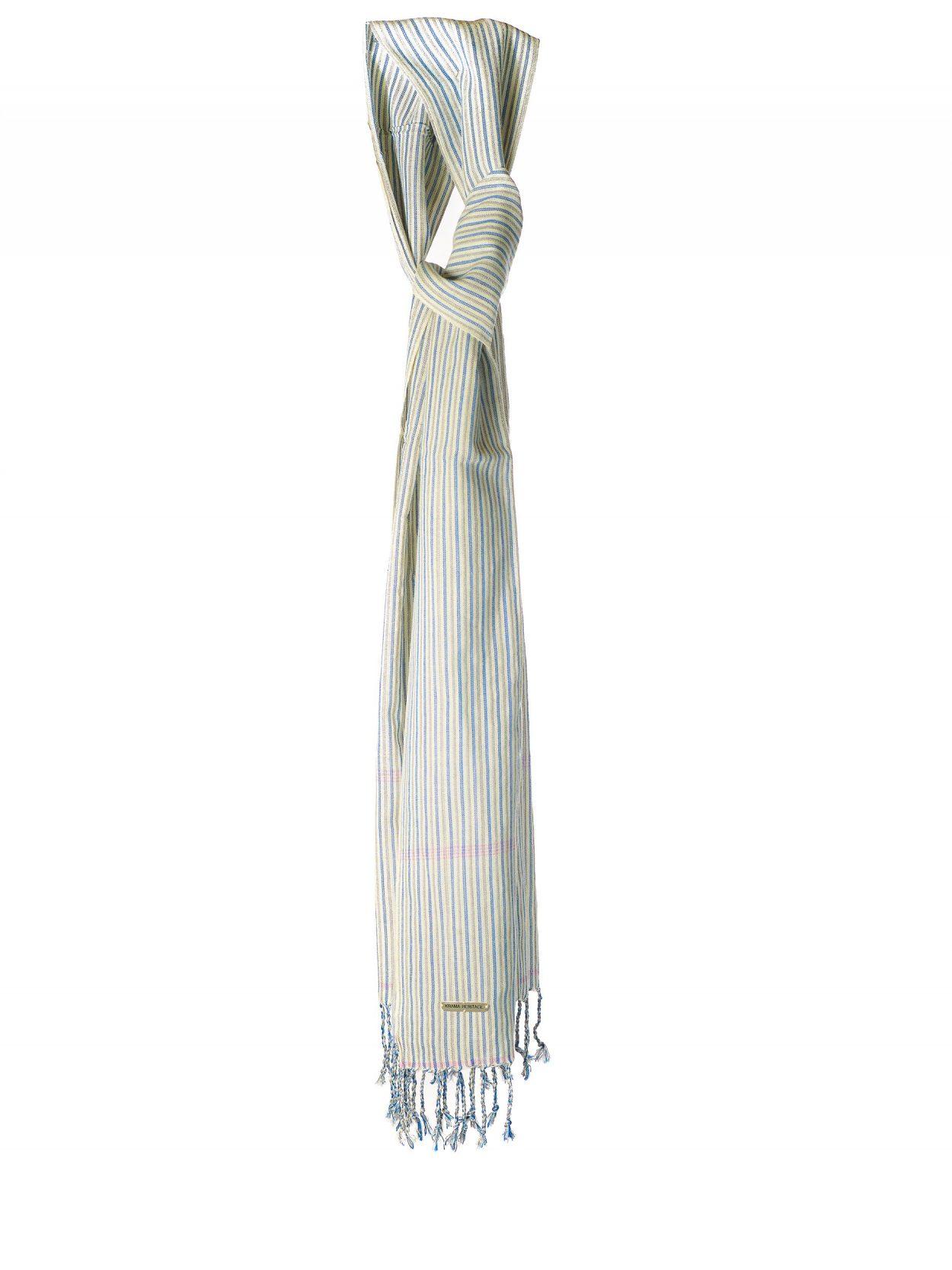 foulard krama blanc