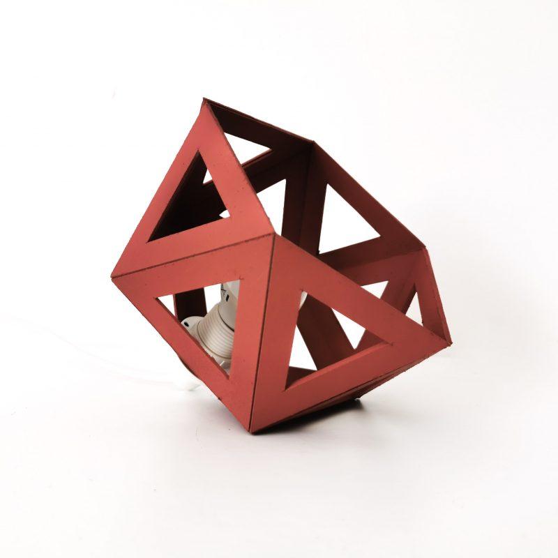 petite lampe origami