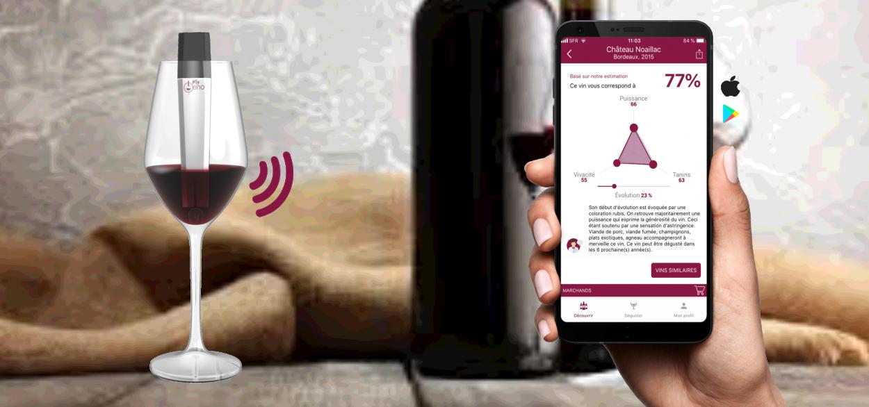 scanner de vin